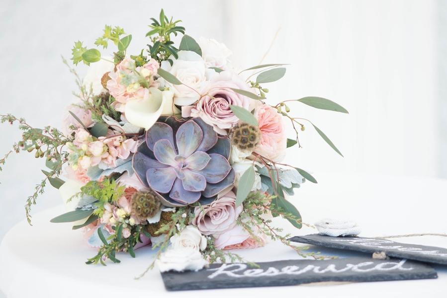 WDC Wedding 2014 Bouquet